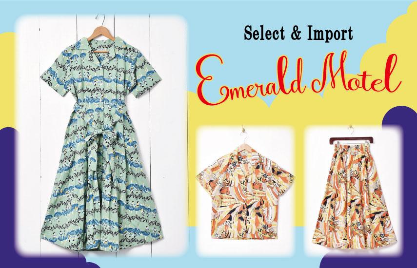 "Select & Import ""Emerald Motel"""